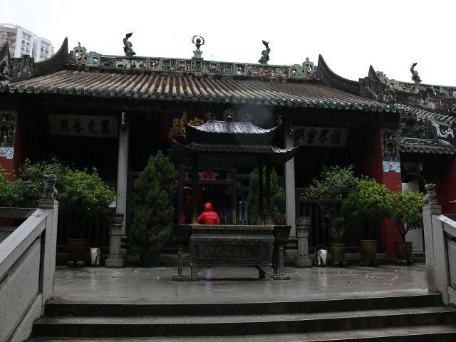 kun yam temple obiective turistice macao 1