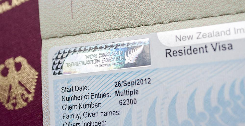 Neuseeland Resident Visa Punktesystem Neuseeland