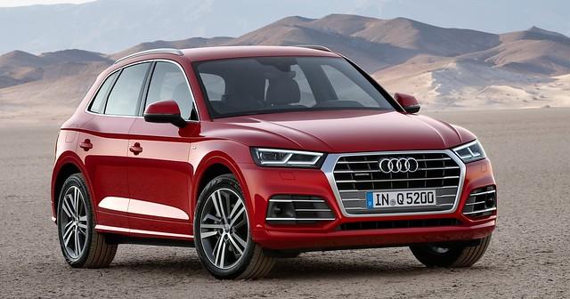 Audi Q5 2017 1