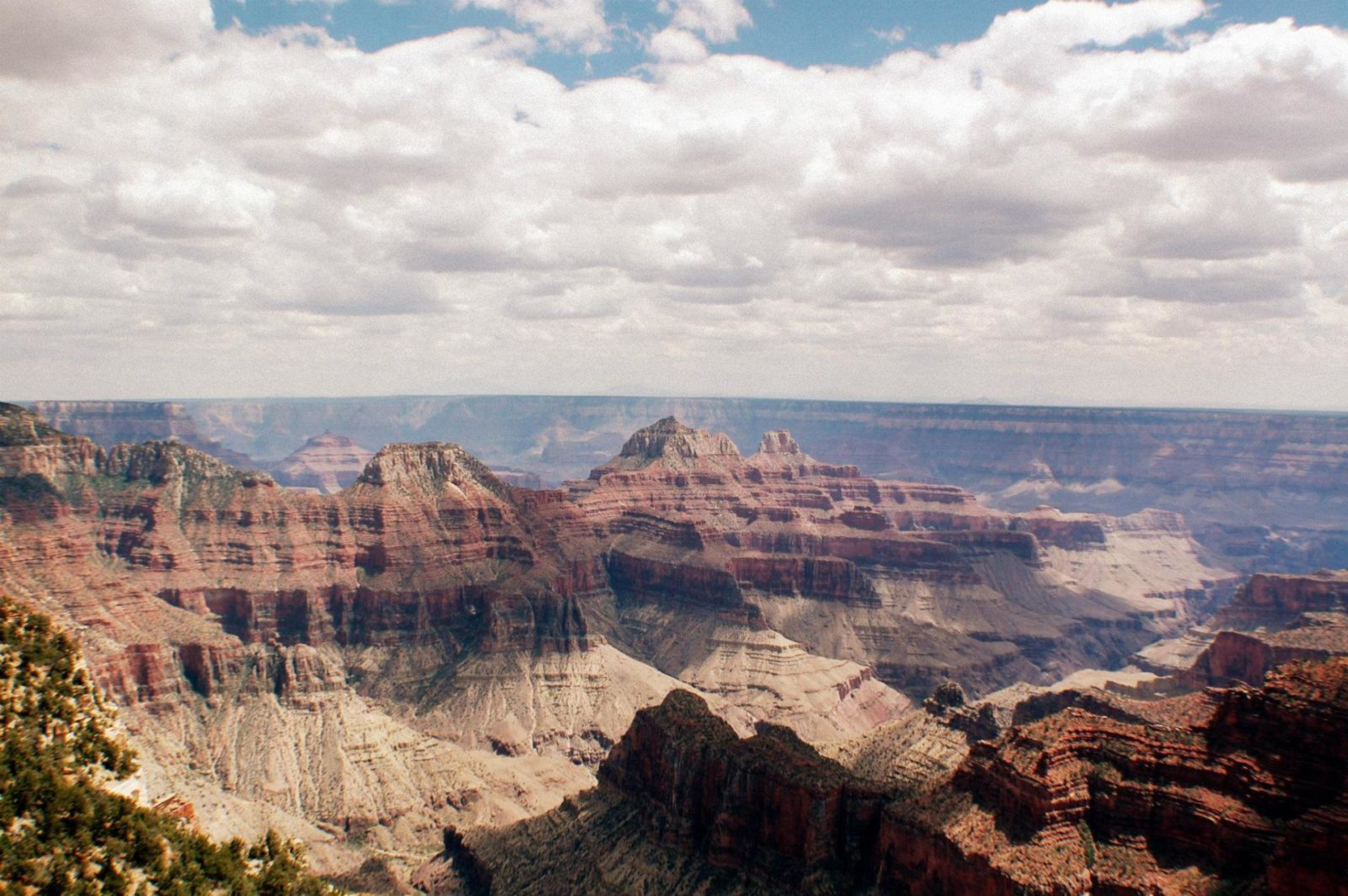 The Grand Canyon USA travel blogger UK