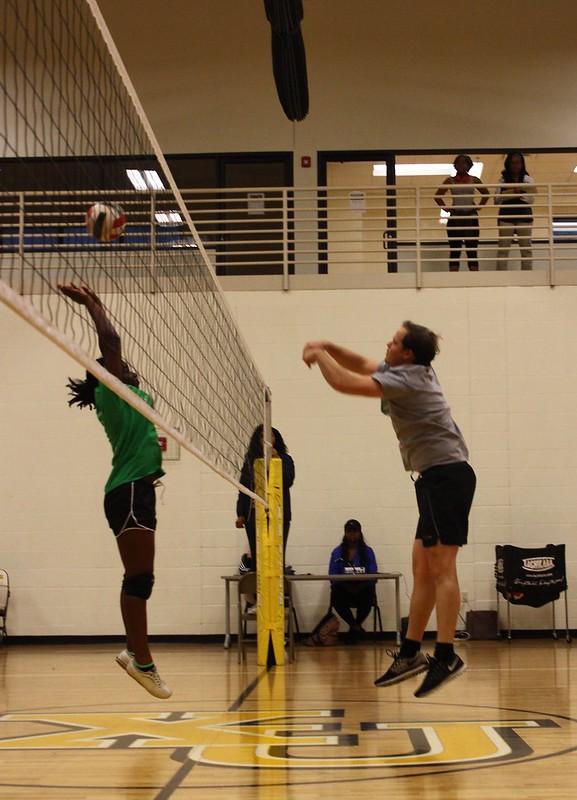 CAS Departmental Volleyball Turnament