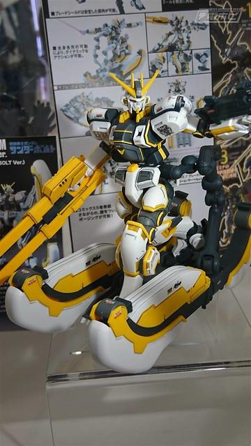 HG 1/144 RX-78AL Atlas Gundam (Gundam ThunderbolT)