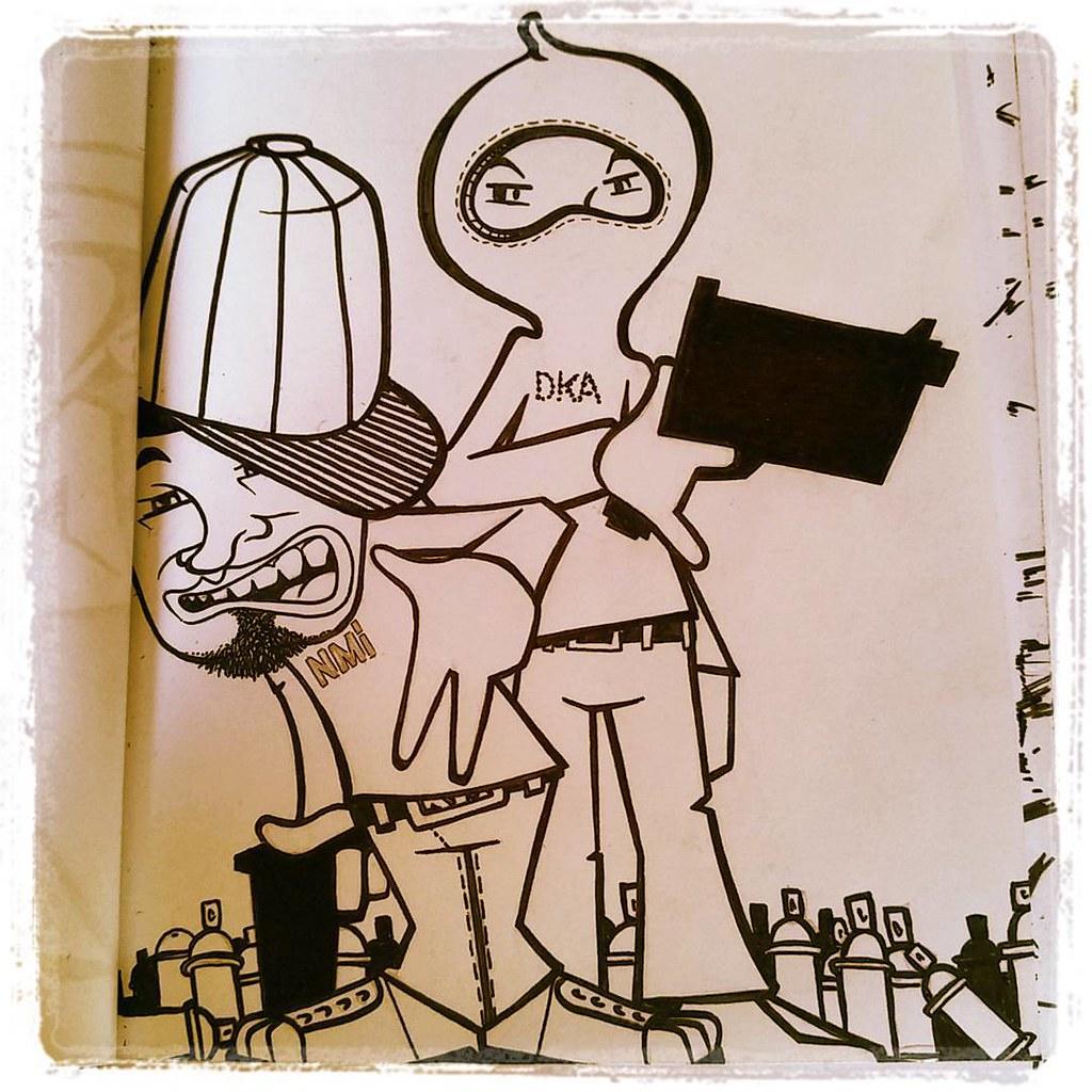 desy paris sketch dessin bboys bboy homeboy - Dessin Graffiti