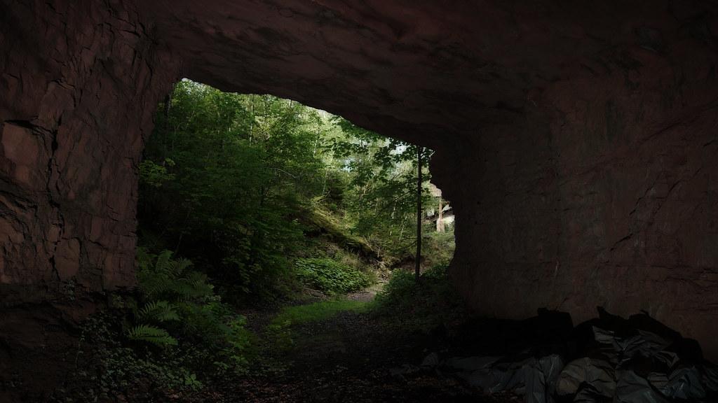 Abandoned Mining / Abandoned Mine shaft | SurfacePics | Flickr