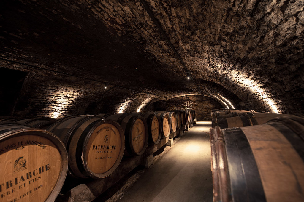 Patriarche the incredible wine cellar of patriarche in bea flickr - Wijnkelder ...