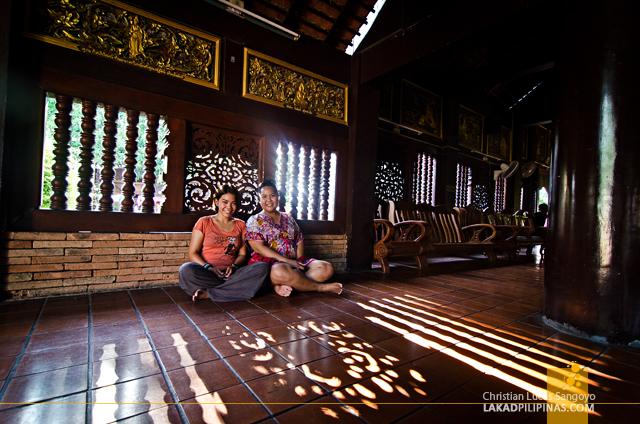 Wat Lok Molee Chiang Mai Thailand