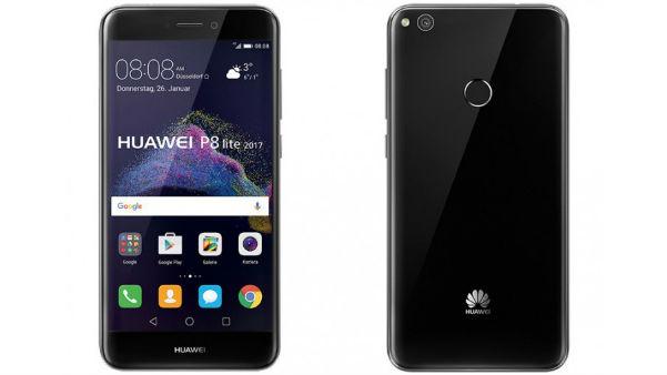 Huawei announces P8 Lite (2017)