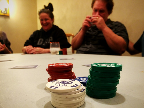 Poker Night with Thow and Friends (Jan 23 2016)