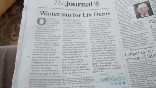Journal leader 14 Jan 17