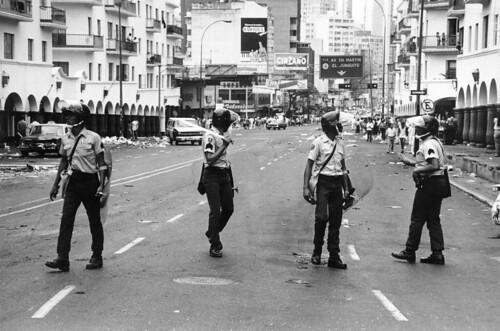 GUARDIA NACIONAL GN CARACAZO 1989