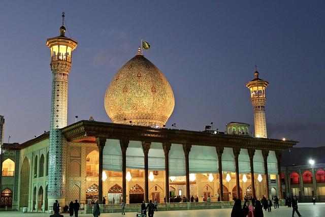 Shahcheragh Holy Shrine
