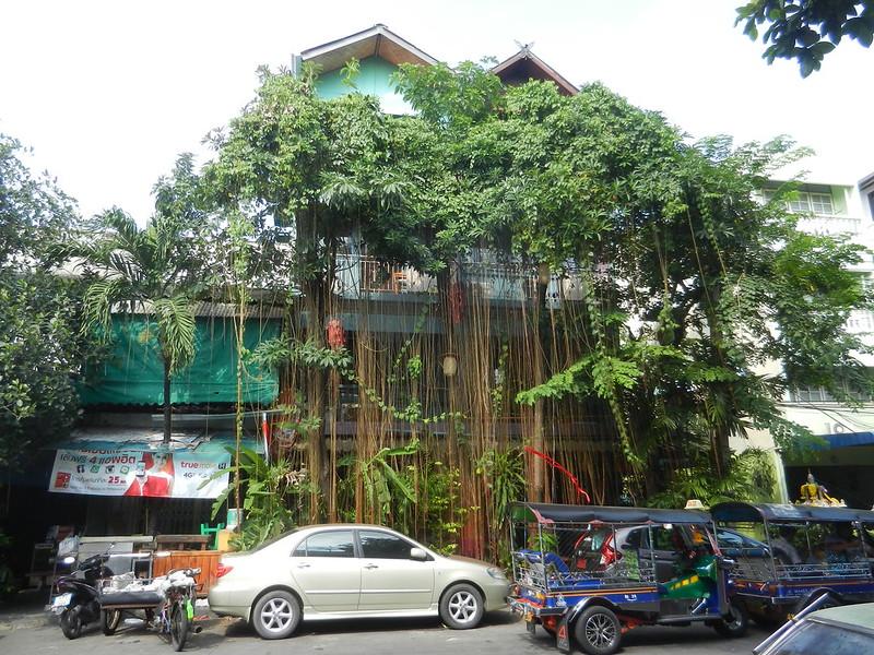 Бангкок нетуристичный