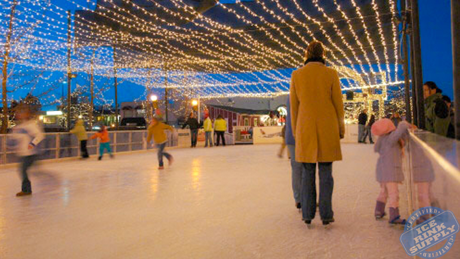 Ice Skating Rink South Haven, Michigan