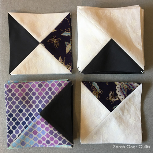 Meadow Mystery October by Sarah Goer Quilts