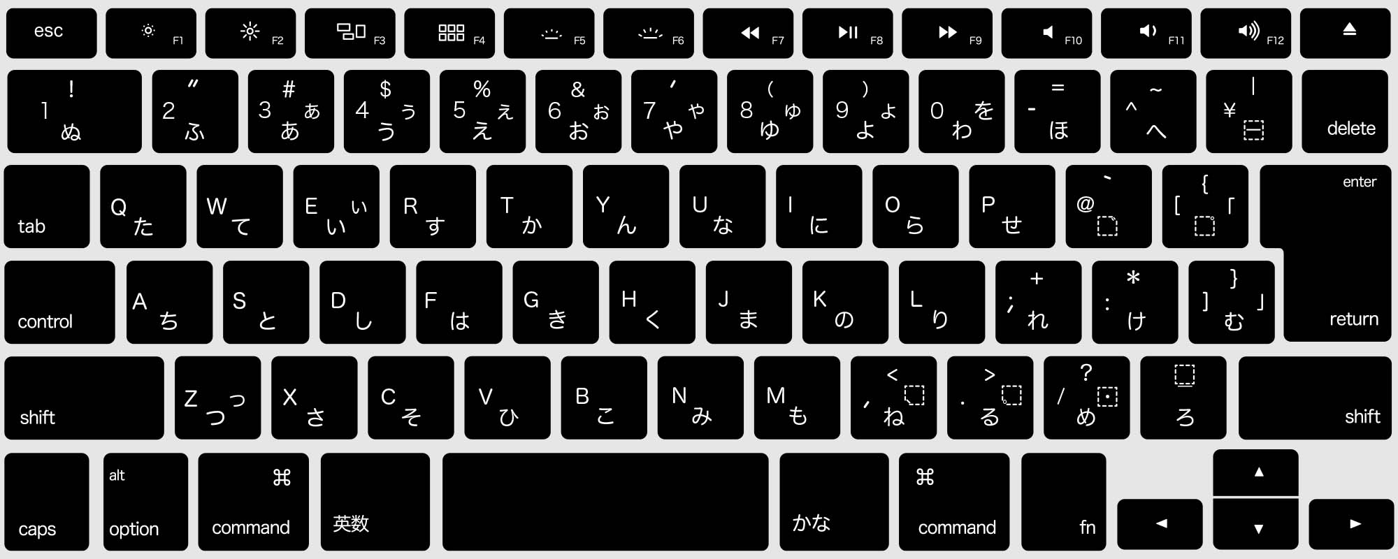 mac-jis-keyboard