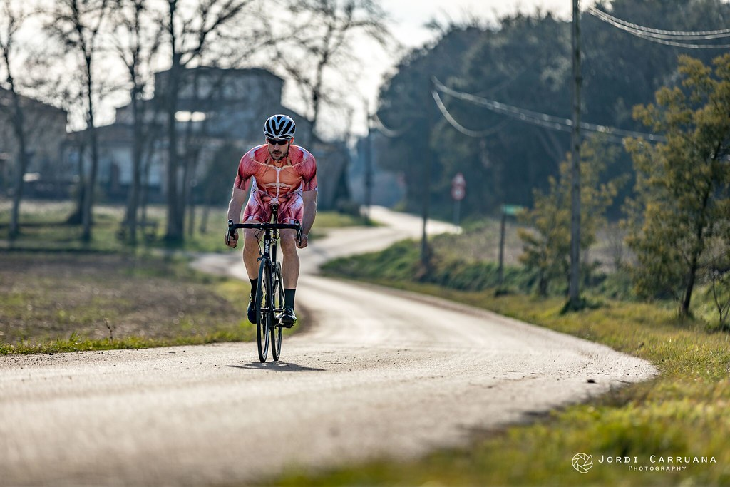 road cycling | Photo by Jordi Carruana model: Arnau M. cycli… | Flickr
