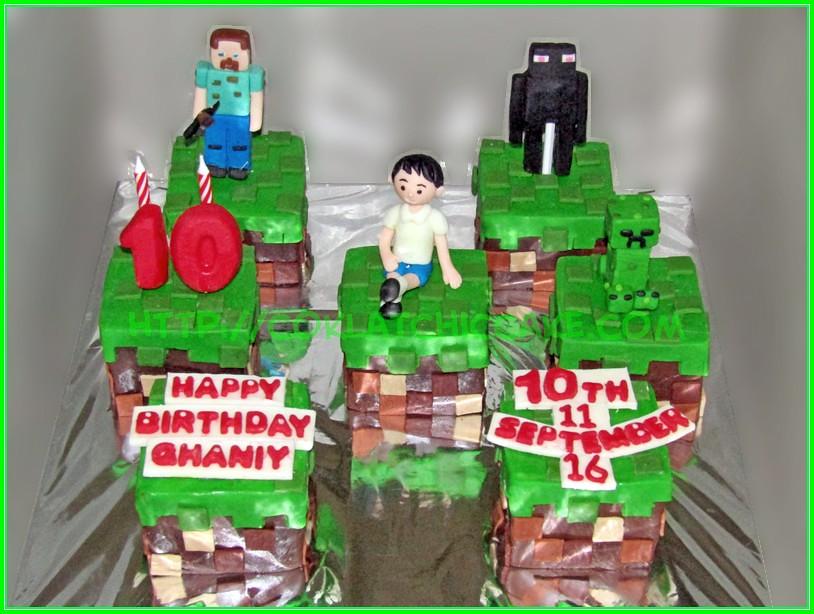 Minicake Minecraft
