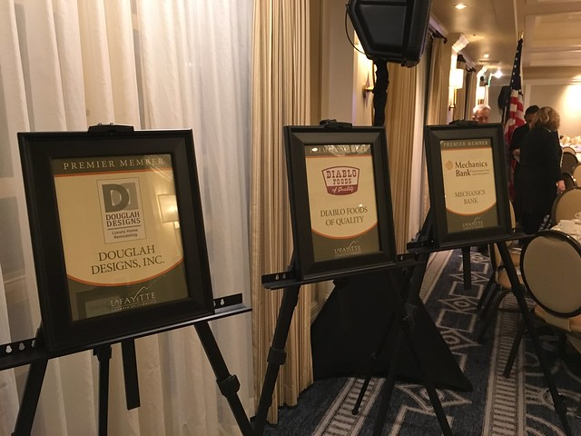 January 27, 2017 - Business Person of the Year Dinner