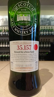 SMWS 35.157 - Reward for a brass band