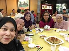 GLC Lunch @ Minmax, PNB Darby Park