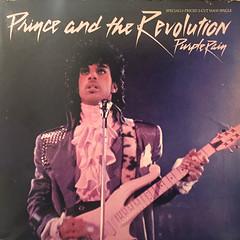 PRINCE AND THE REVOLUTION:PURPLE RAIN(JACKET A)