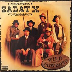 SADAT X:WILD COWBOYS(JACKET A)