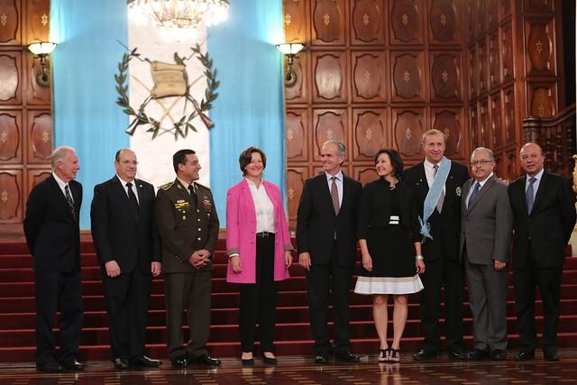 Guatemala reconoce con la Orden del Quetzal en Grado de Gran Cruz el trabajo del arqueólogo Richard Hansen