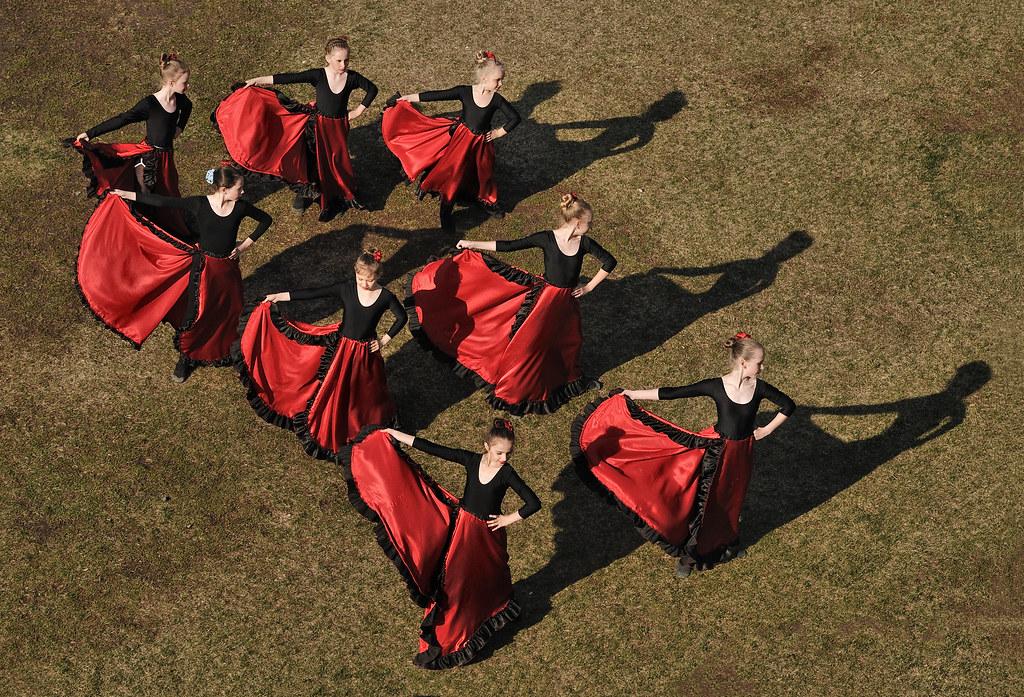 фотограф челябинск, испанский танец
