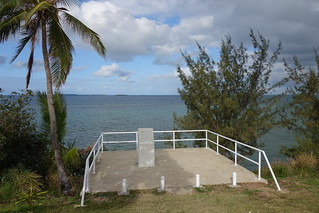 Monumento a Abel J. Tasman, Tonga