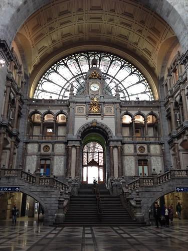 Climate Miles verkenning - Van Antwerpen naar Mons