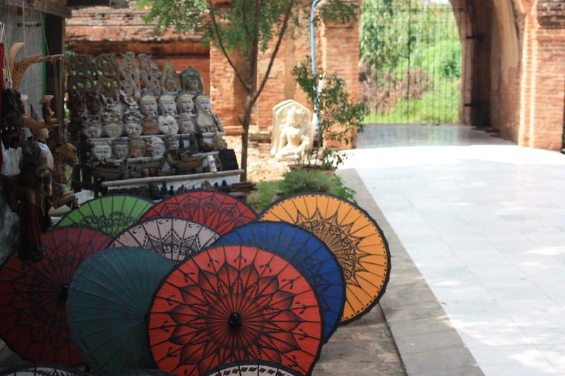 Сувениры Бирмы