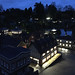 Bekonscot after dusk