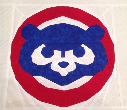 Cubs tested by Karen Grage