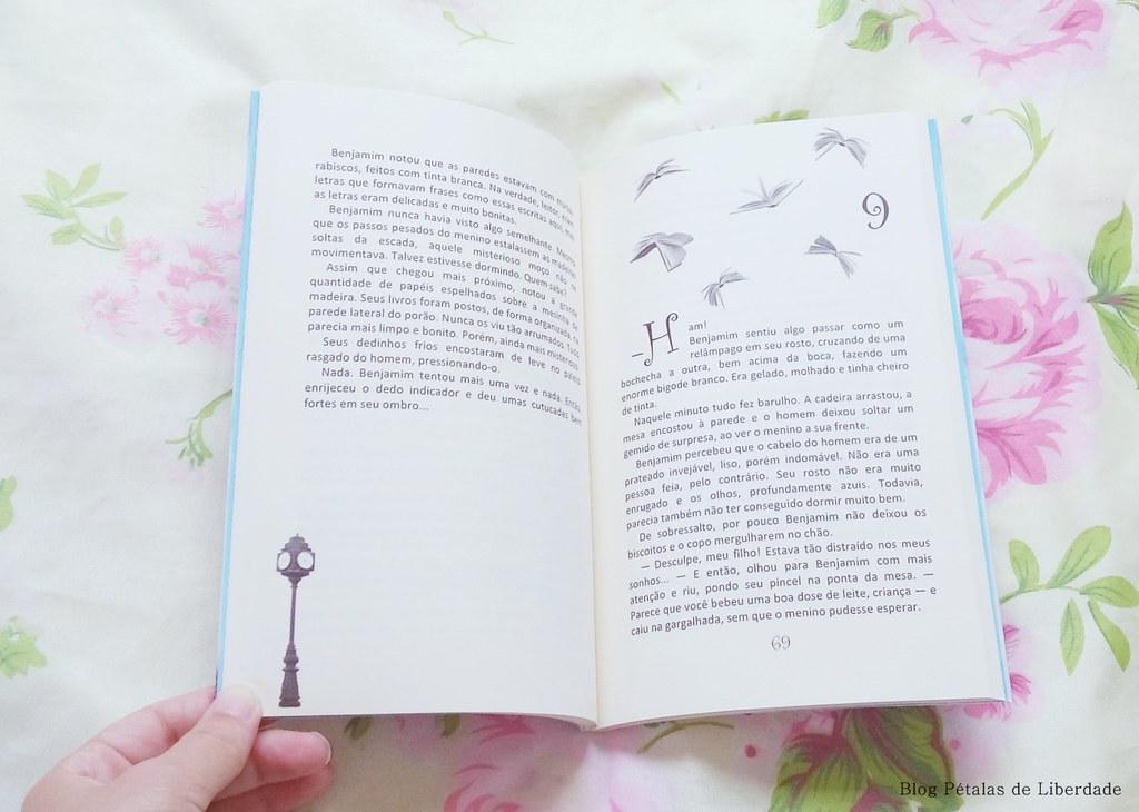 Resenha, livro, O-encantador-de-livros, Lucas-de-Souza, Ler-Editorial, quote, fotos, trechos, diagramação