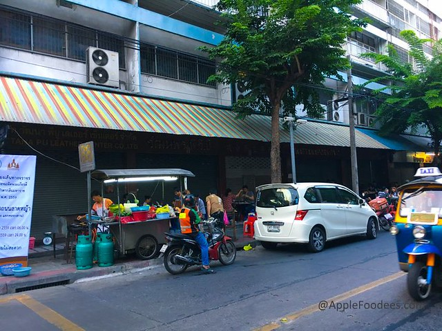 Thai Seafood Vermicelli Khlong San, Bangkok