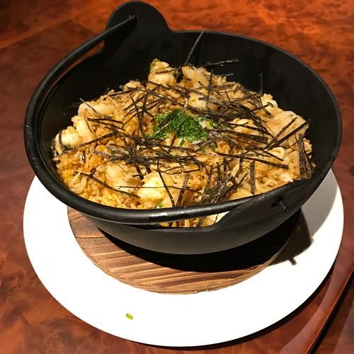 VLV Singapore - Kimchi Seafood Fried Rice