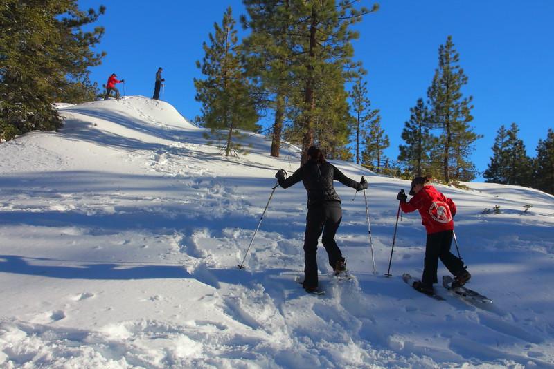 IMG_0807 Snowshoeing