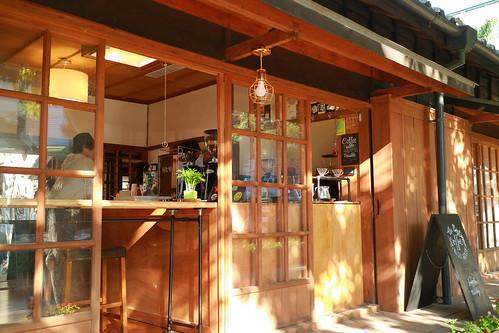 【美食】Mr. Lobby Coffee Project 古蹟中的秘境咖啡廳*雲林斗六 | 貝果桑