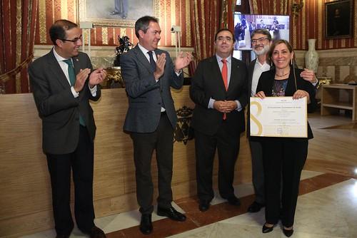 Premios Mejores Expedientes UPO y US