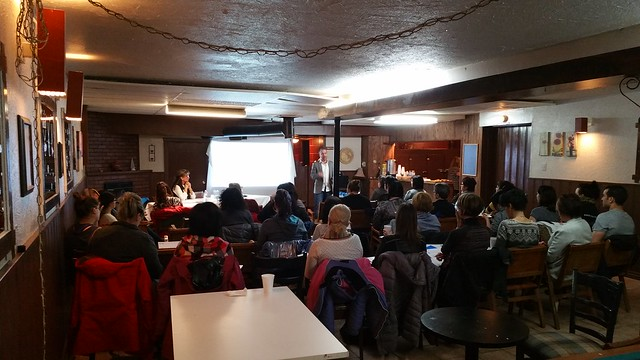 2017-02-01 - Formation Advocacy dans Charlevoix