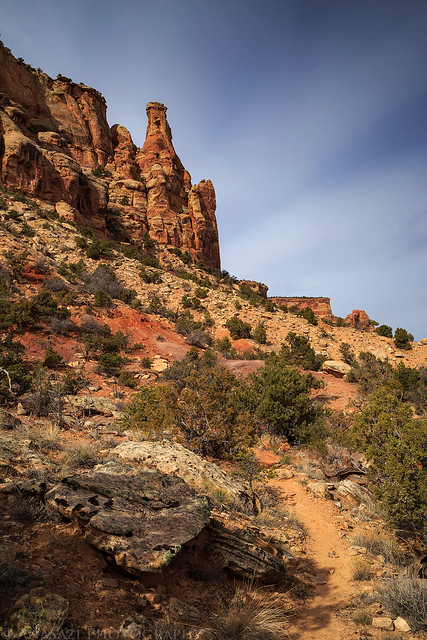 Precambrian Bench Trail