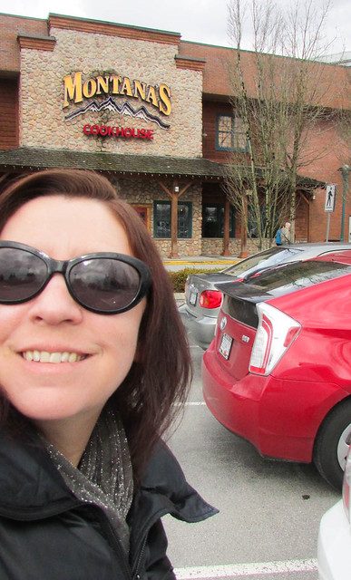 Women's Day Lunch at Montana's in Coquitlam