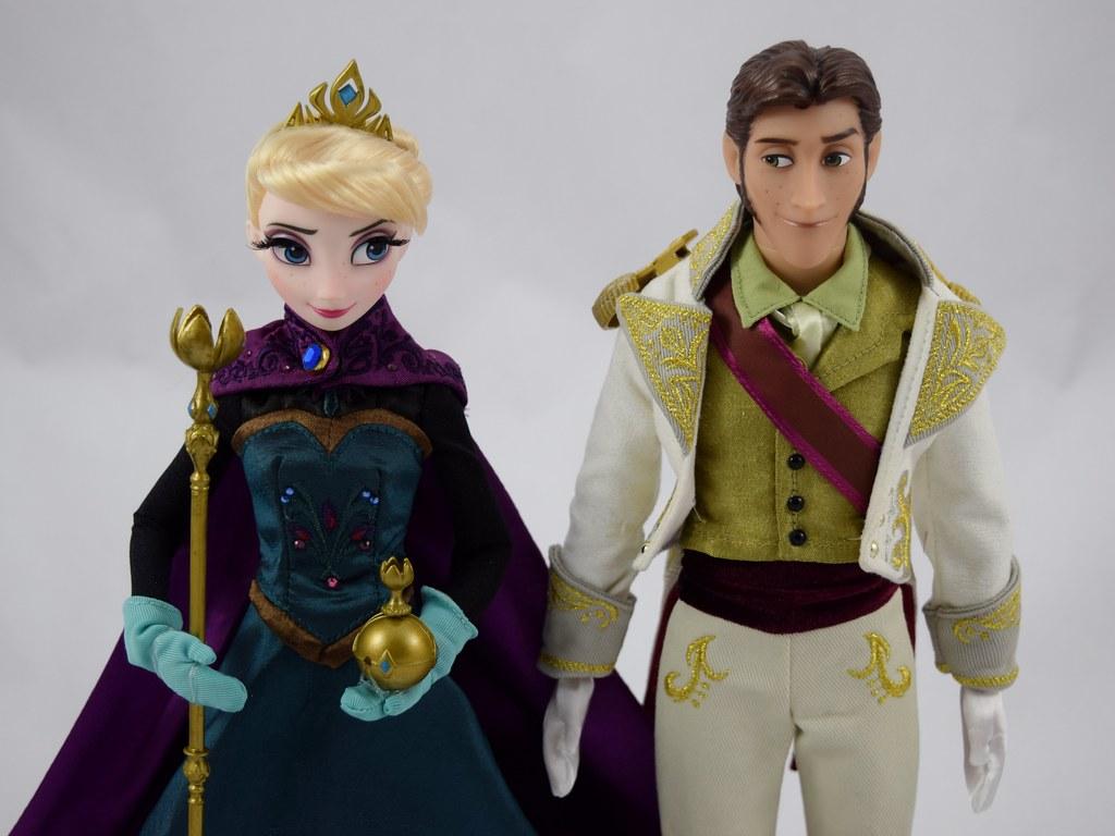 Elsa Disney World Coronation