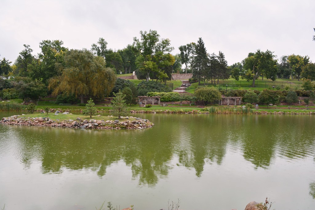 Terrace Park And Japanese Gardens Built From 1917 To 1941 Flickr