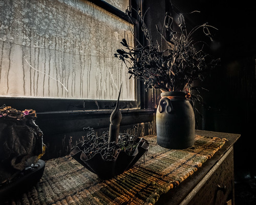 The Fire: Still Life with Soot | by Entropic Remnants