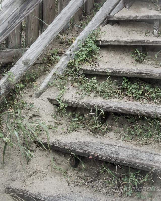 sandy stairs wabi sabi