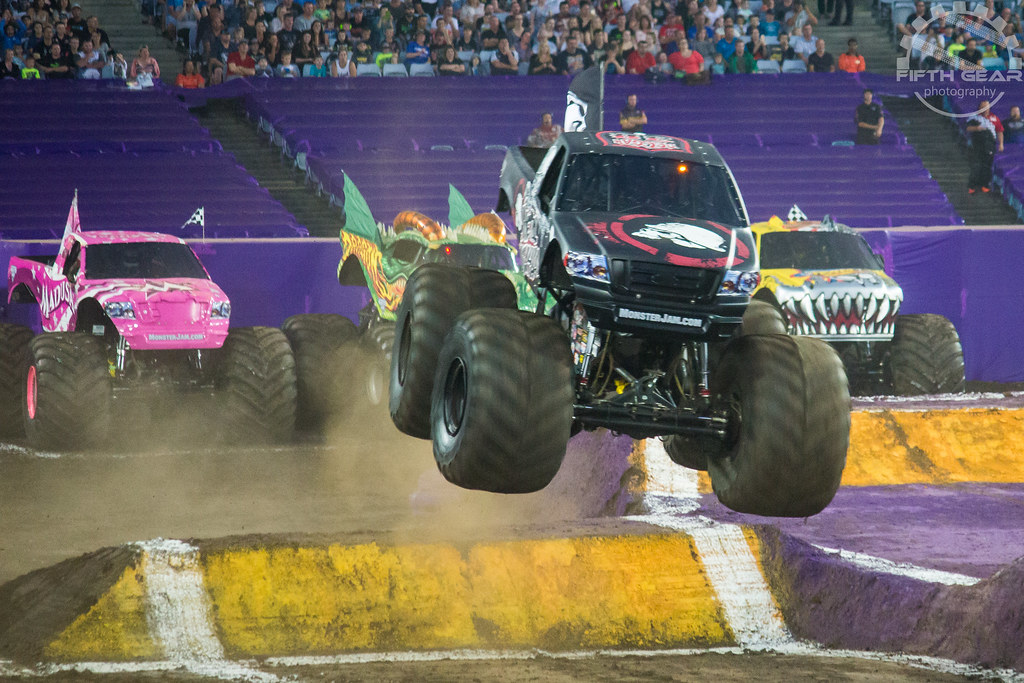 monster jam sydney pitpass gurmit - photo#5