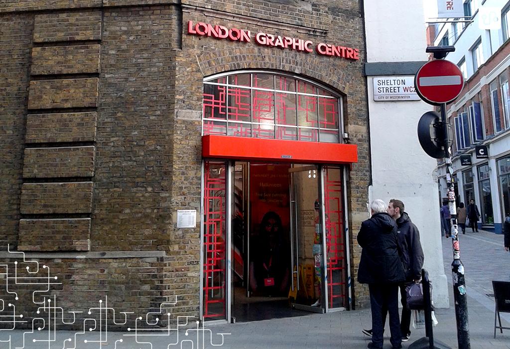 London Graphic Centre