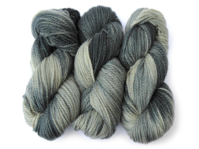 It's a Stitch Up Awesome Aran in 'Iskald'
