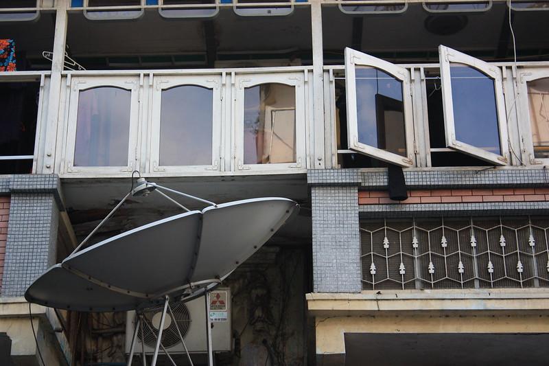 Янгон, архитектура